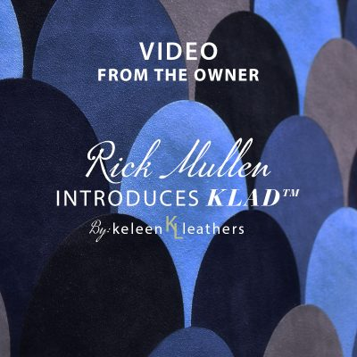 Rick Mullen Video Keleen Leathers Luxury Leather Walls - KLAD 2.0