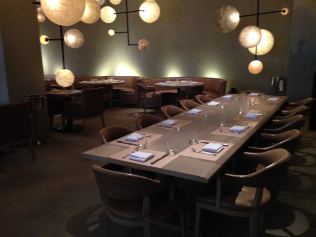 The Pump Room - Furniture Upholstered in Keleen leather