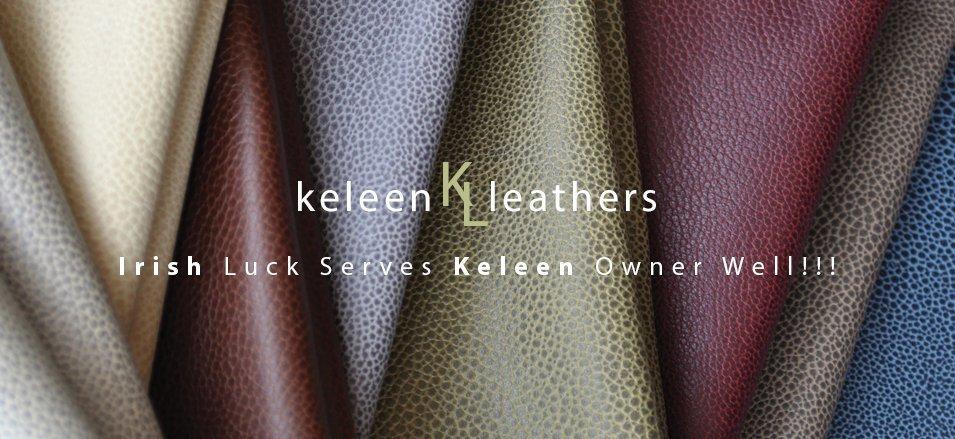 Irish Luck Serves Keleen