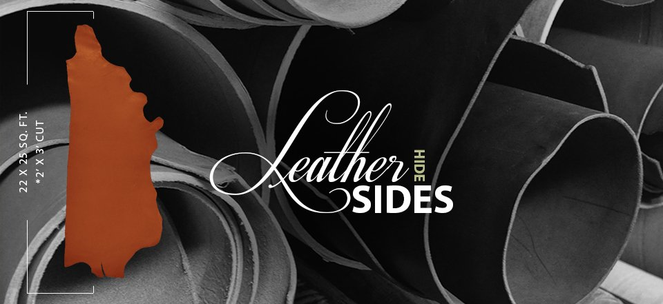 Leather Hide Sides
