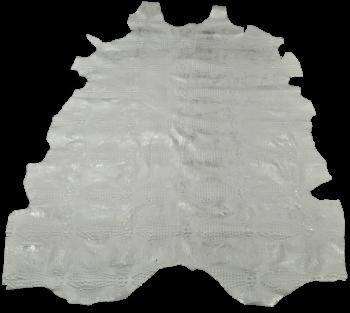 Silver Axoloti Hide