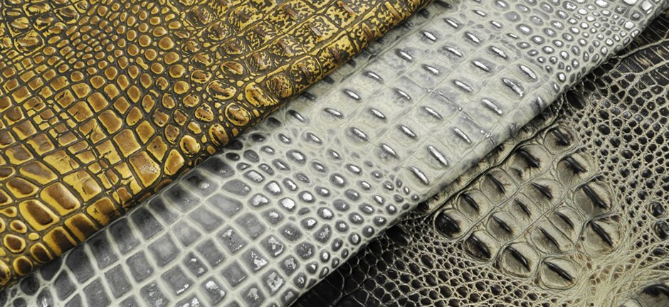 animal kingdom leather collection