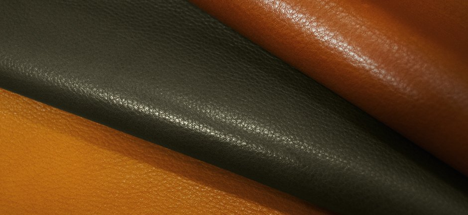 Smooth As Silk Leather Collection