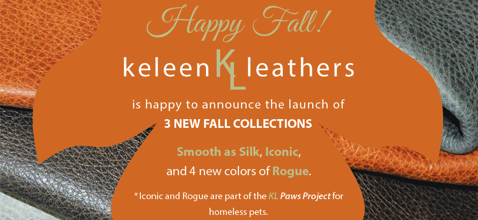 Fall Leather Collections