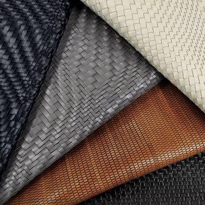 Keleen Genuine Woven Leather