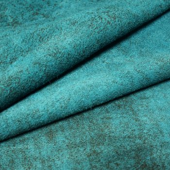 Worn In - The Leather Collection - Turquoise Stone Leather