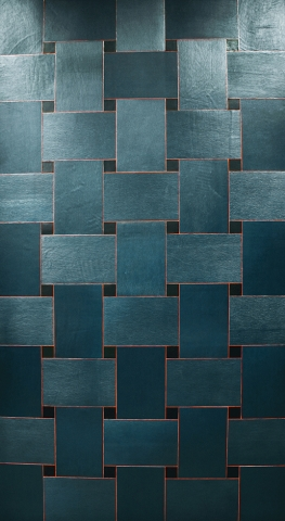 KLAD Woven Luxury Leather Wall
