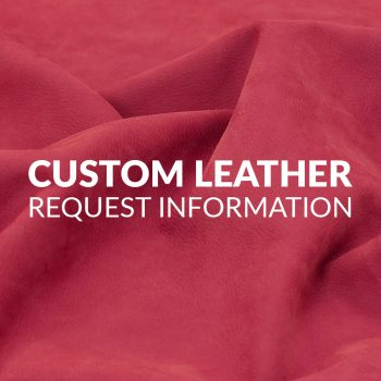 Custom Leather Program Keleen Leathers