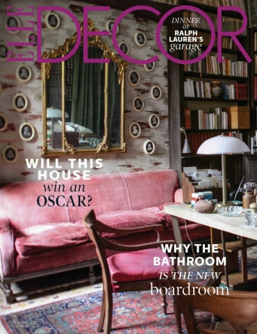 Elle Decor - December 2017 Issue