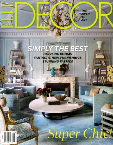Elle Decor - November 2015 Issue