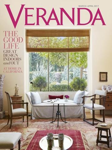 Veranda Magazine - April 2017 Issue