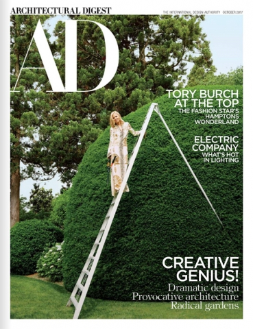 Architectural Digest October 2017 Issue