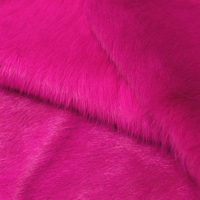 Hair On Leather Hide Keleen Leathers Fabulous Fuchsia