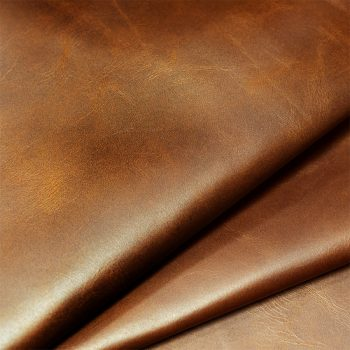 Keleen Orange Rust Residential Leather