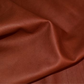 Red Upholstery Residential Leather
