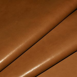 Orange Upholstery Leather