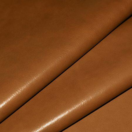 Orange Upholstery Leather