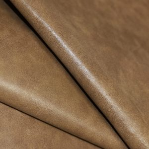 Brown Distressed Residential Upholstery Leather