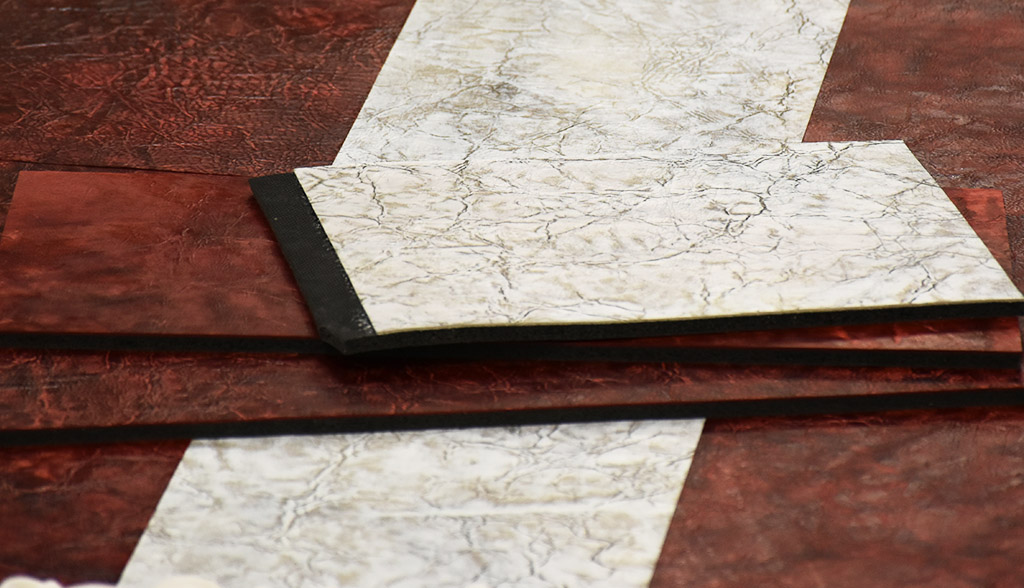 Feature Leather Wall Tiles