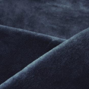 Shearling Brisa Navy Blue Shearling Jacket