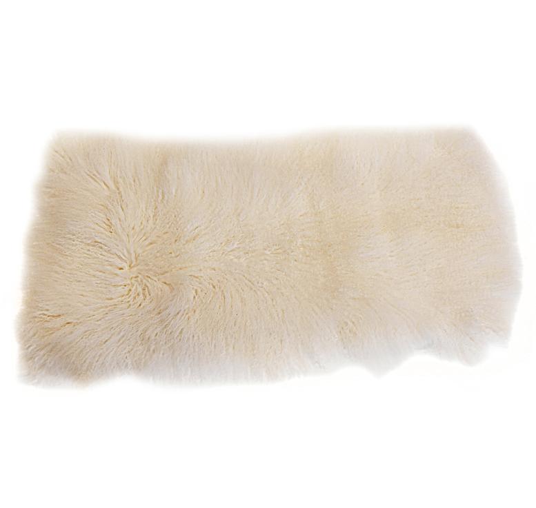 Keleen Leathers Luxury Shearling Rug Hide Neutral