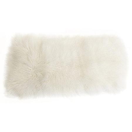Keleen Leathers Luxury Shearling Rug Hide Vanilla