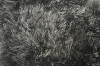 plush wool sheep animal plush textile carpet Keleen Leathers grey hair