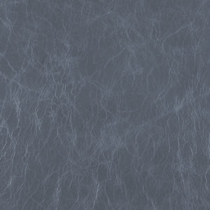Blue upholstery leather, destressed leather keleen