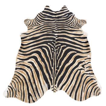 Faux Zebra Hide For Sale By Keleen Leathers