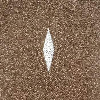 Keleen Leathers Genuine Shagreen Stingray Sample