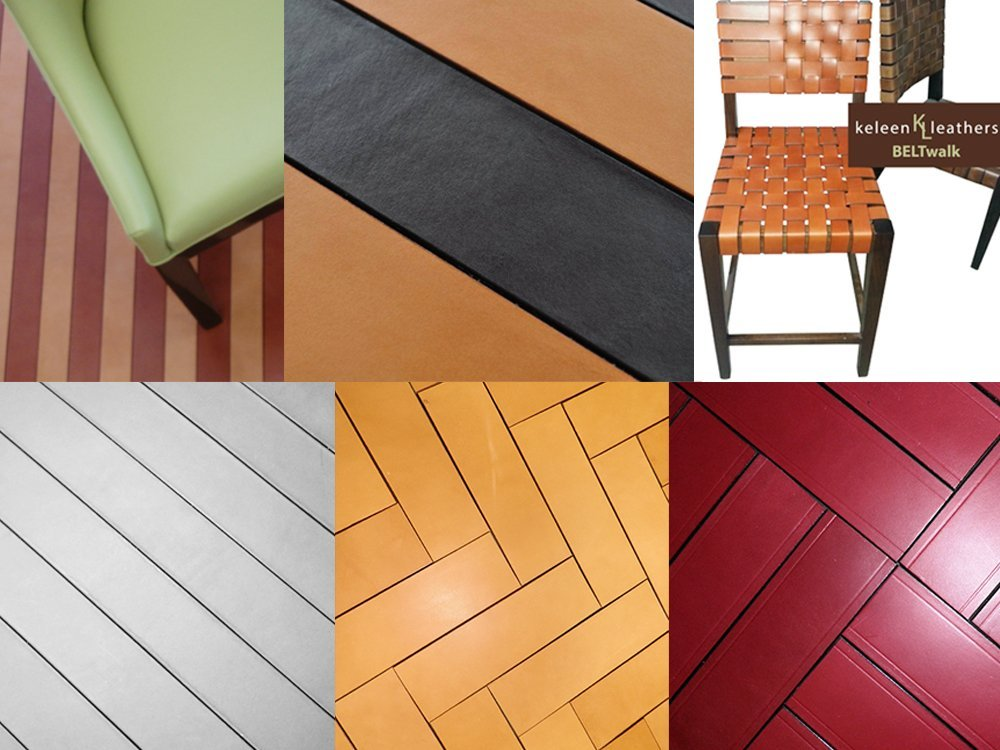 leather flooring pros and cons prices Keleen Leathers