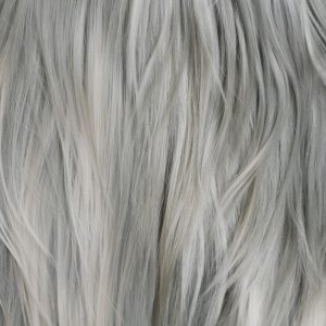 KERATIN GOAT - LONG GREY