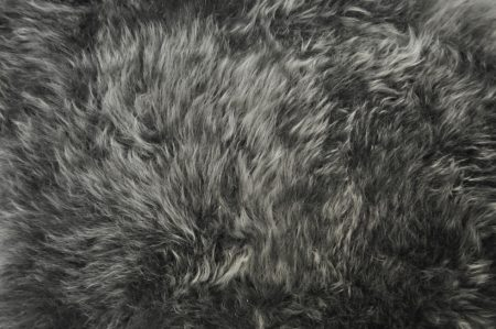 Plush Wool - Charcoal