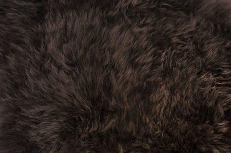 Plush Wool - Chocolate