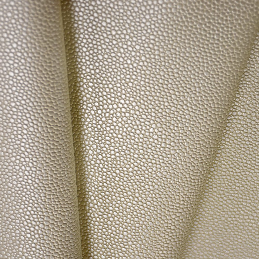 Keleen Leathers Undercover Ray Conch Beige Stingray Inspired Leather