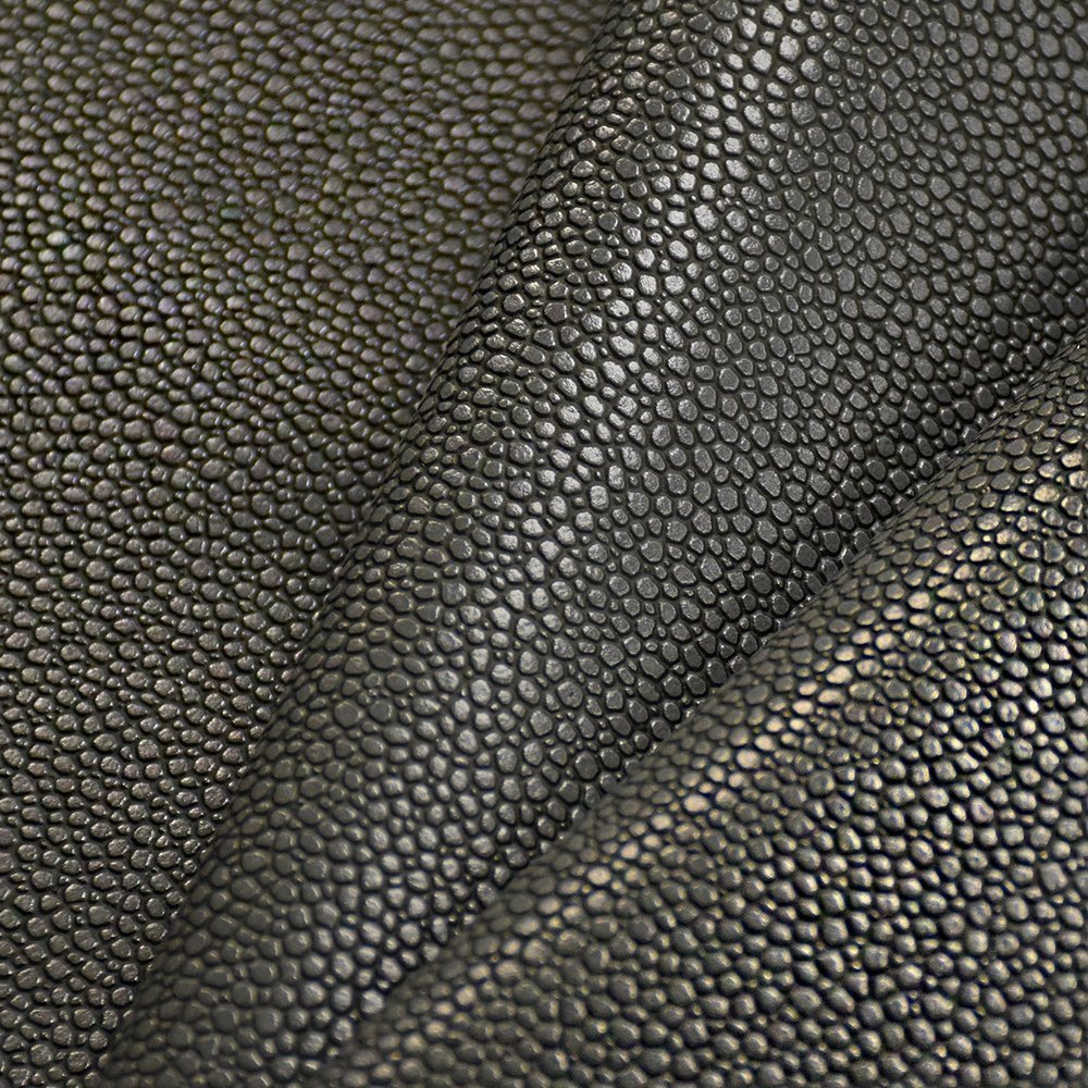 Keleen Leathers Upholstery Leather Stingray Inspired Undercover Ray